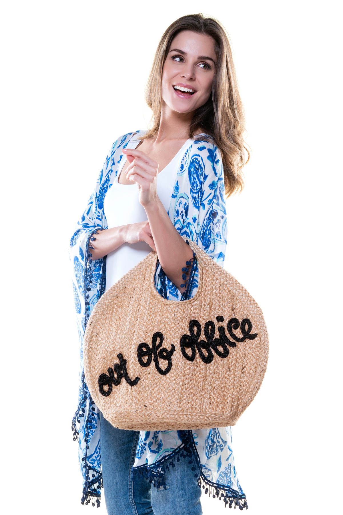 Out Of Office Shopper - Natural 3