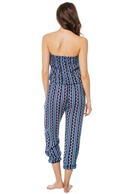 Brooke Tehani Stripe Jumpsuit