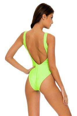 Low Back Tank One Piece Swimsuit