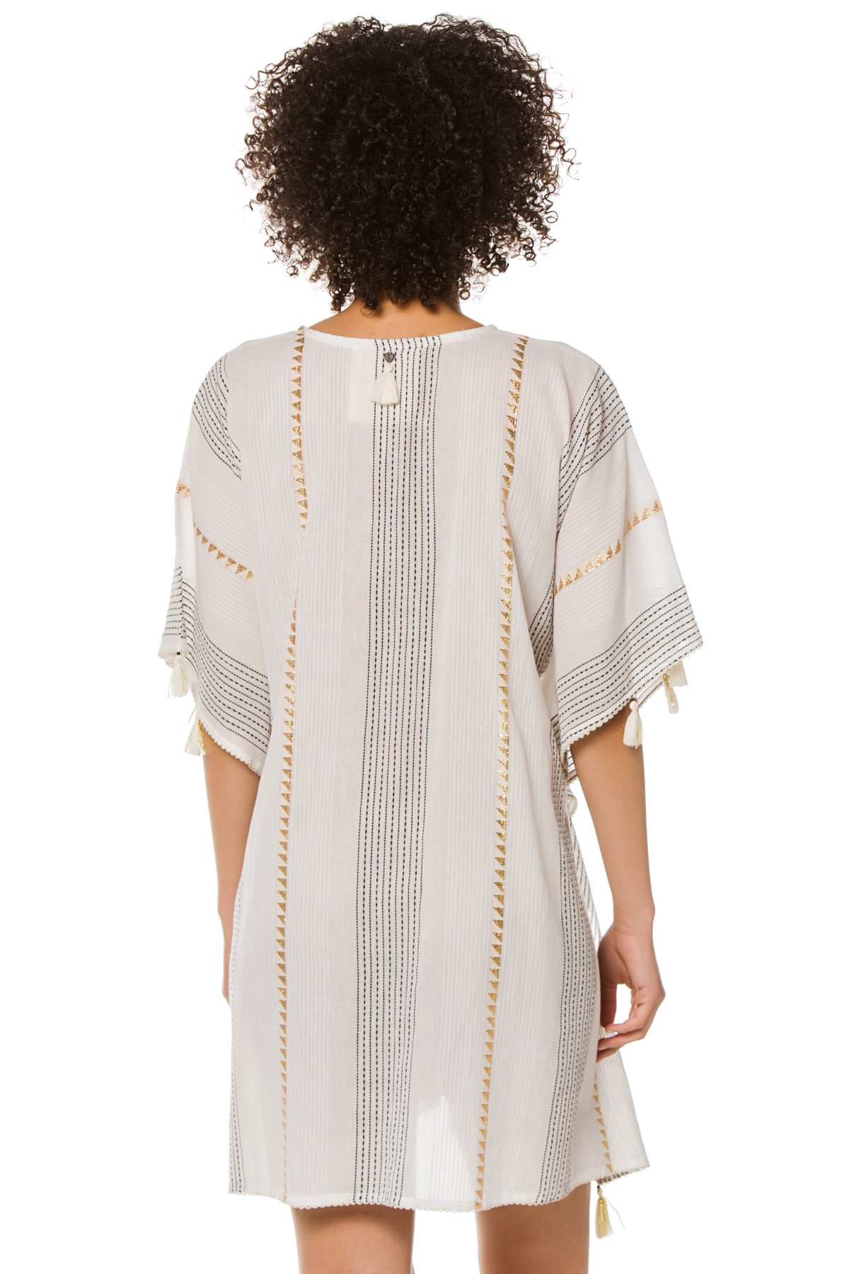 Stripe Tunic - White Stripe 2