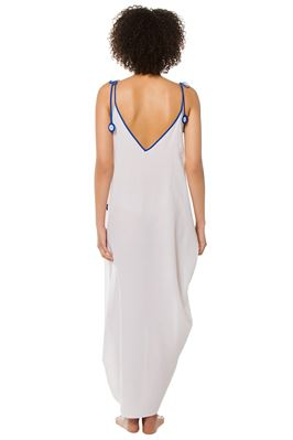 Calista Strappy Maxi Dress