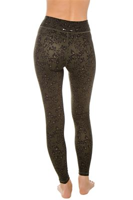 Leopard Yoga Pants