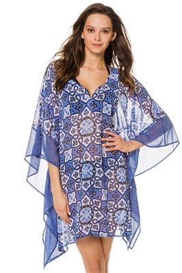 V-Neck Cover Tunic