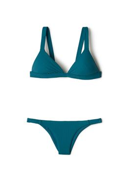 Neutra Banded Triangle Bikini Top