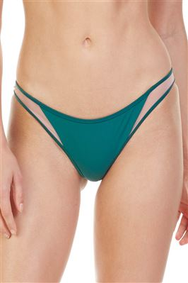 Manon High Leg Brazilian Bikini Bottom