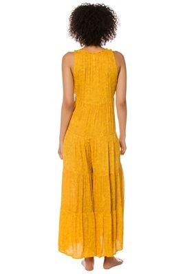Marley Cascade Sleeveless Jumpsuit