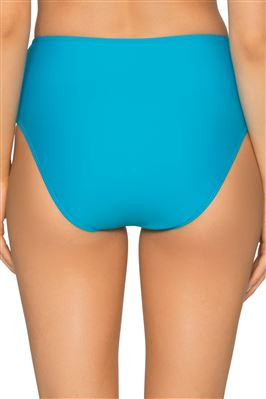 The High Road Classic High Waist Bikini Bottom
