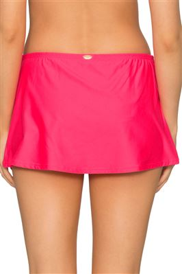 Kokomo Contemporary Neon Skirted Bikini Bottom