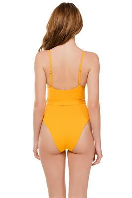 Danielle Over The Shoulder One Piece Swimsuit