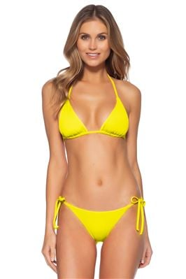 Sliding Triangle Bikini Top
