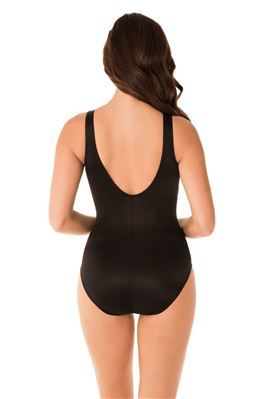 Arden High Neck One Piece Swimsuit