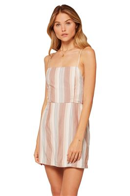 Lauryn Tie Waist Tank Dress