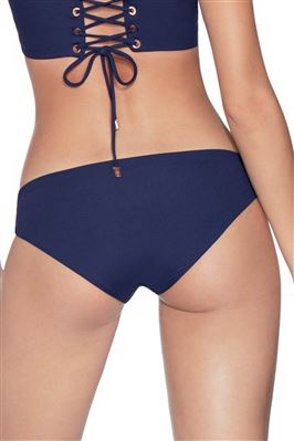 Ink Blue Sublime Hipster Bikini Bottom