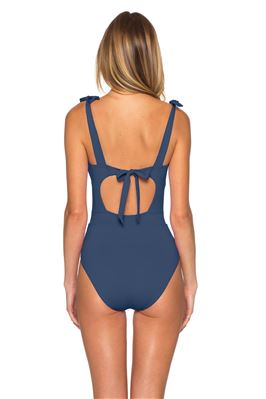 Emma Over The Shoulder One Piece Swimsuit