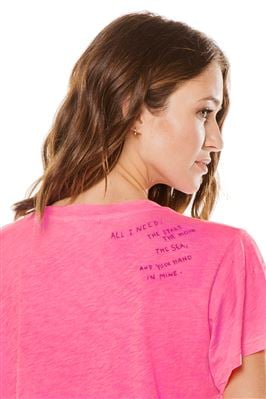 All I Need Neon T-Shirt