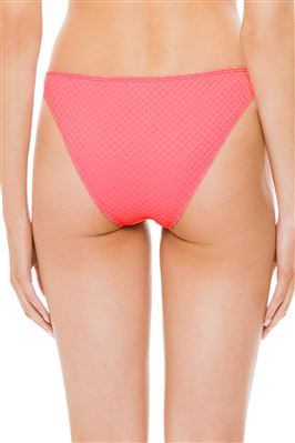 Ashley Textured Brazilian Bikini Bottom
