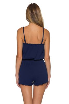 Short Sleeveless Romper