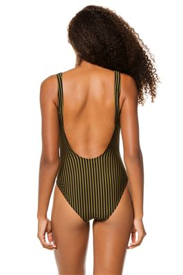 Anne Marie Over The Shoulder One Piece Swimsuit