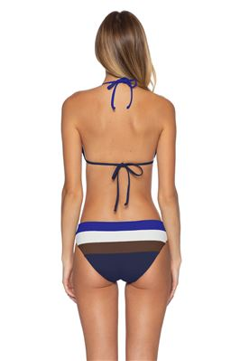 Cheryl Sliding Triangle Bikini Top