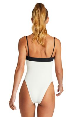 Dea Bodysuit One Piece Swimsuit