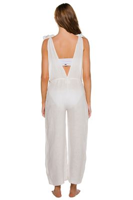 Latigo Tie Shoulder Jumpsuit