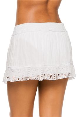 Lace Cover Skirt