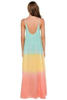 Tulum Tie Dye Maxi Dress
