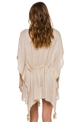 Lurex Stripe Tunic
