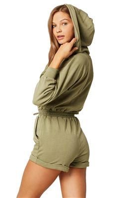 Stay Cool Long Sleeved Romper