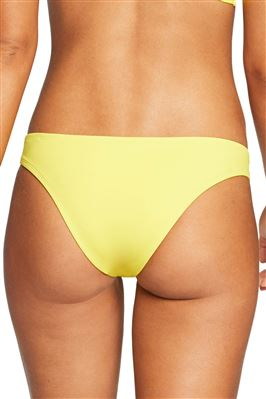 Neutra Neon Tab Side Brazilian Bikini Bottom