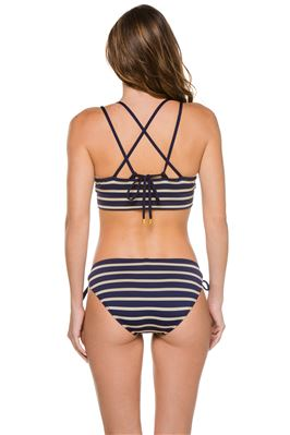 Retreat Banded Triangle Bikini Top