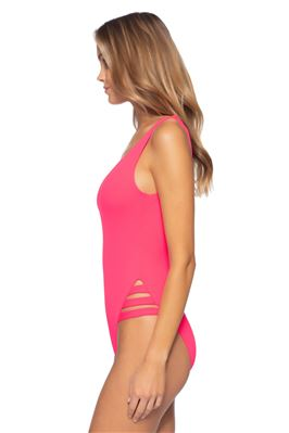 Sophie Cut Out One Piece Swimsuit