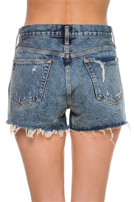 Parker Cut Off Denim Shorts