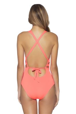 Skylar Plunge One Piece Swimsuit