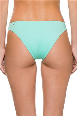 Linda Cut Out Tab Side Hipster Bikini Bottom