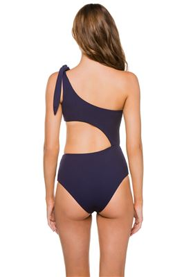 Ibiza One Shoulder One Piece Swimsuit