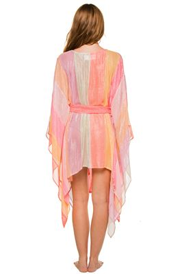 Liv Metallic Stripe Tunic
