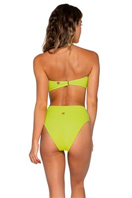 Bridget Molded Sweetheart Bandeau Bikini Top